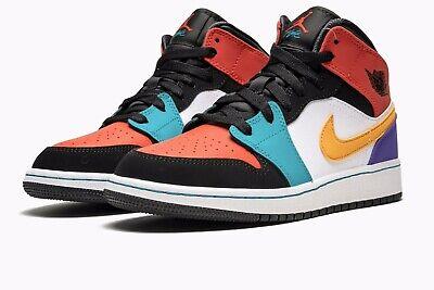 Clothing Shoes Accessories Boys Shoes 7 Y Nike Air Jordan 1