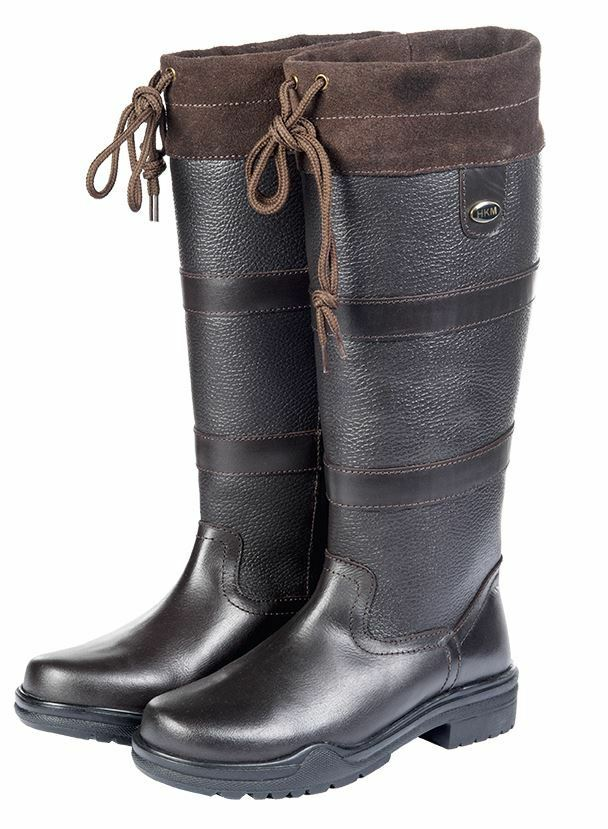 HKM Belmond Equestrian Stable Yard Walking Lomg Riding Country Boots Limited NEW