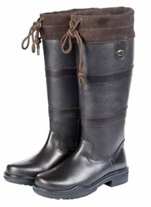 Country Boots Lomg a a Limited Stabile Hkm New equestre Belmond Brown piedi Riding piedi wz0TvqZx