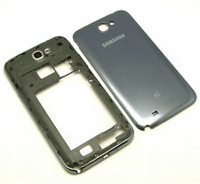 ORIGINALE Samsung Galaxy Note 2 n7100 chassis COVER COVER POSTERIORE TELAIO CENTRALE FRAME