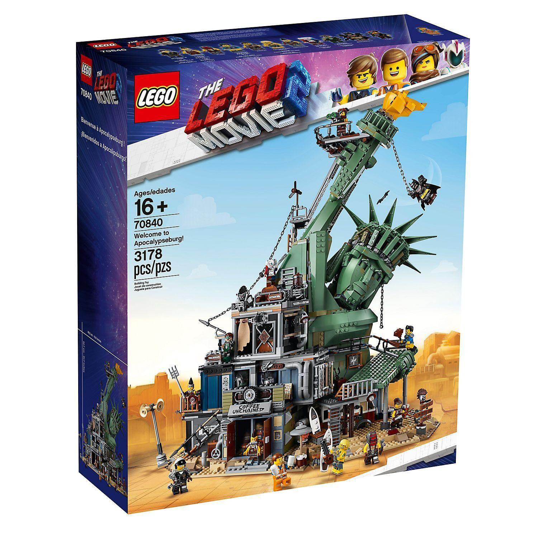 LEGO ®  The Lego Movie 2 ™ 70840 bienvenue dans apokalypstadt  Lucy Bathomme ™  prix plancher