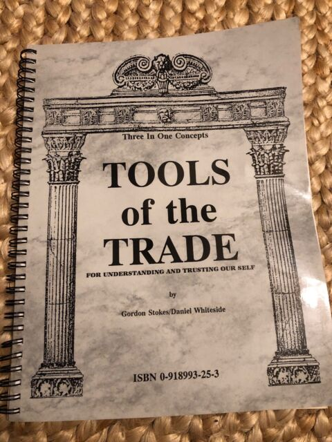 Tools of the Trade by Gordon Stokes and Daniel Whiteside (Paperback)