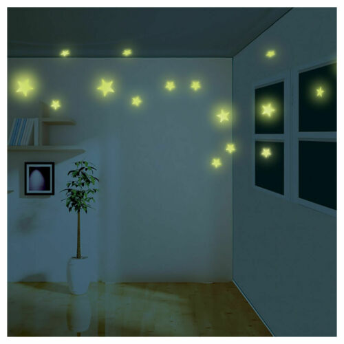 Stick them in your bedroom 4M Glow in the Dark Planets and Nova Stars 20pcs