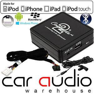 Mazda RX-8 Bluetooth music streaming handsfree car AUX in 2006-2009 CTAMZBT001