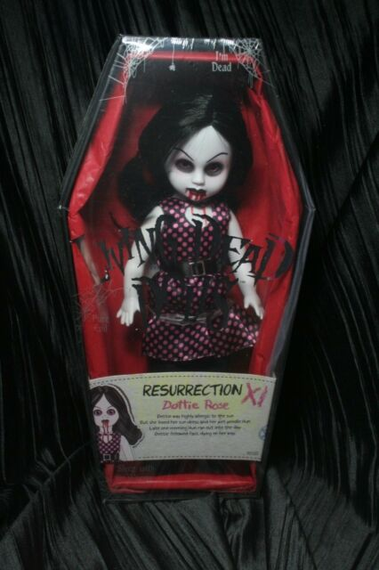 Living Dead Dolls Dottie Rose Resurrection Series 11 Res New SDCC sullenToys
