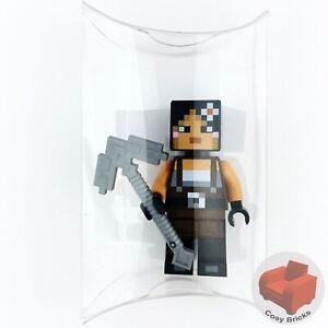 NEW LEGO MINECRAFT SKIN 2 FROM SET 853610 MINECRAFT MIN035