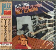 ROSEMARY CLOONEY & DUKE ELLINGTON-BLUE ROSE +2-JAPAN CD Ltd/Ed B63