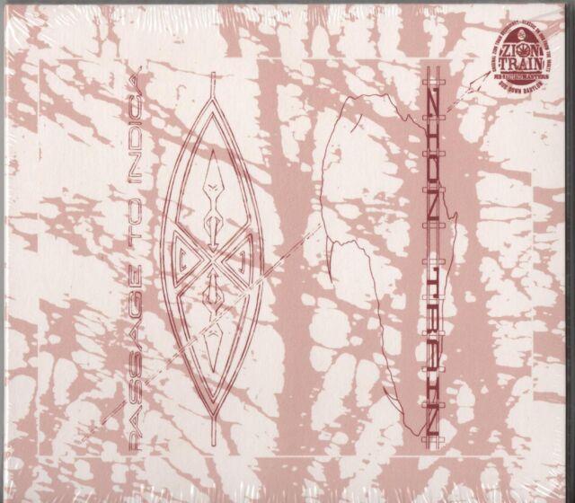 Zion Train - Passage To Indica (CD 1995) Remaster Digipak Dub Reggae NEW SEALED