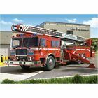 Csb27040 - Castorland Jigsaw Classic 260 PC -fire Engine