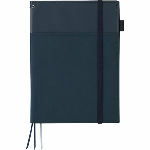 Kokuyo systemic Note Cover For Ring notebook A5 leather style Business Stylish