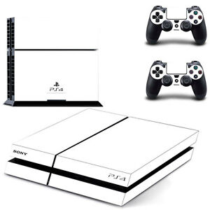 New-Sony-PlayStation-4-PS4-Console-2-Controllers-Vinyl-Skin-Sticker-Decal-Cover
