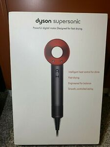 Dyson-Supersonic-Hair-Dryer-in-Red-Iron
