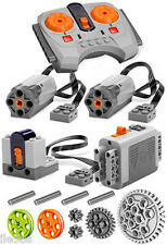 Lego Power Functions  SET 1-S   (technic,motor,receiver,remote,control,gear,car)