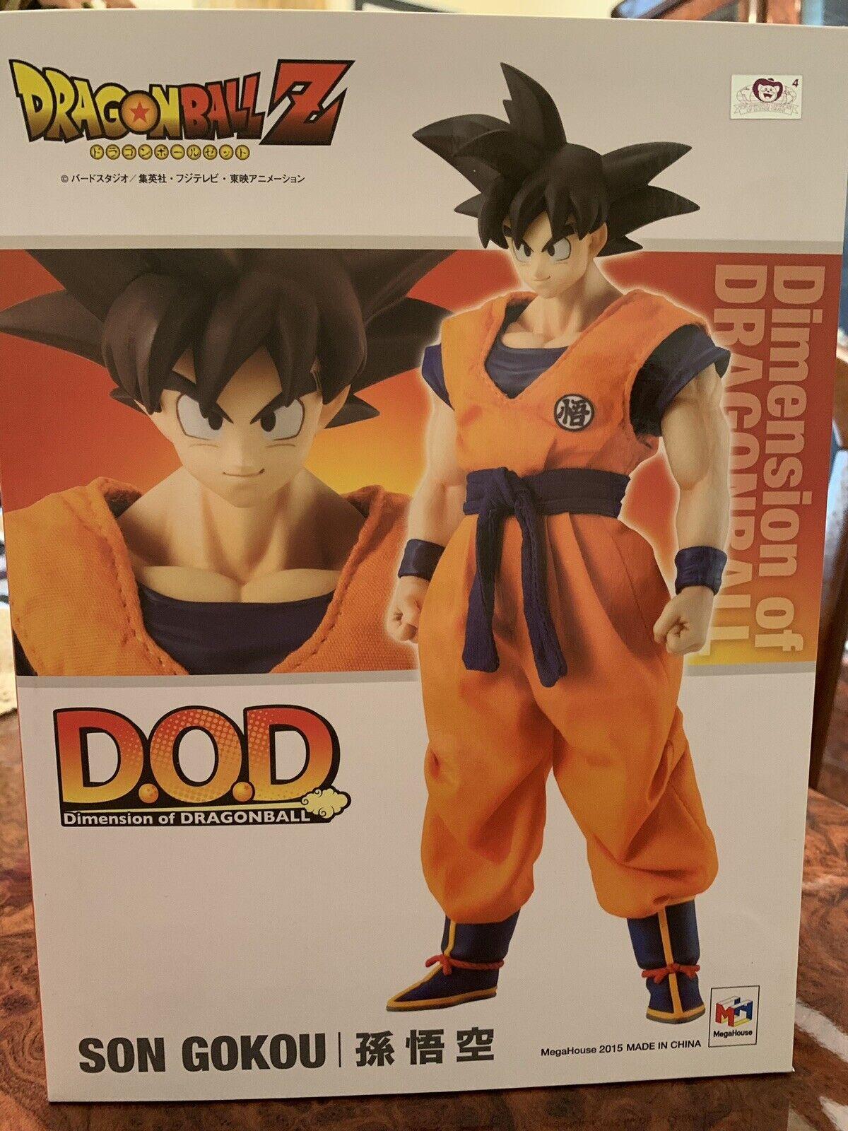Megahouse Dragon Btutti Goku Dod D.o.d. Dimension Of Dragon Btutti   ordinare on-line