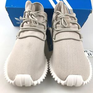 size 40 b977f 6ad63 Details about Adidas Women Tubular Dawn Shoes Beige BZ0630 Running Shoes  Size 10