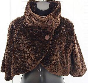 De Maison Size 38 Fausse Fourrure Brown S Paris La Us Jacket 5dnwqT0x5Z