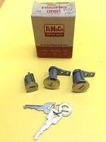Ford Fomoco Galaxie Ignition & Door Lock Set With Keys