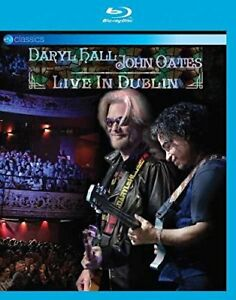 Daryl Hall And John Oates: Live In Dublin [Blu-ray] [Region A and B and C] [DVD] 5036369873097