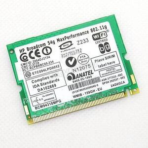Broadcom bcm94318mpg