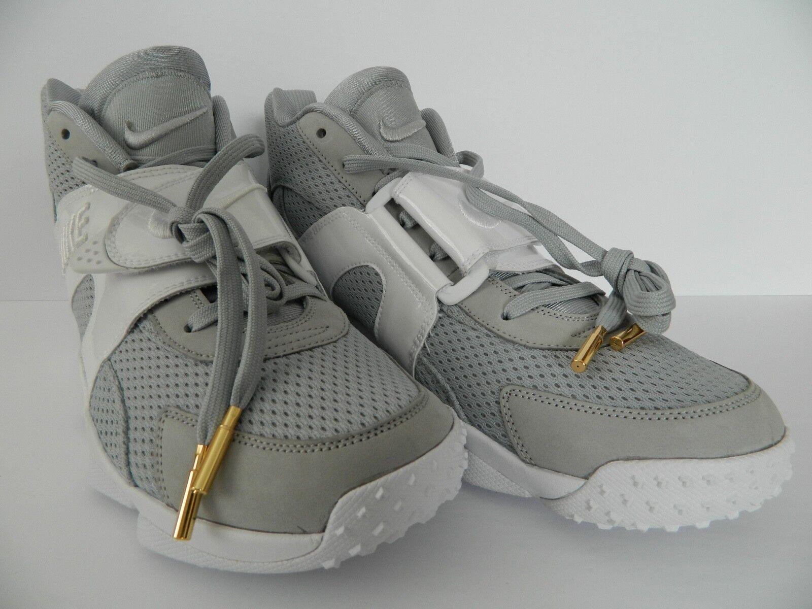 Nike Zoom Veer ( Wolf Grey White-White) ( 844675-011 ) NIB