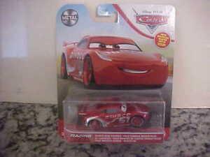 "DISNEY PIXAR CARS ""RACING RED DINOCO CRUZ RAMIREZ NEW Diecast"