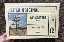 SF3D S.F.3.D ORIGINAL NEUSPOTTER 1/20 MODEL KIT  NITTO JAPAN