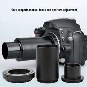 1-25-034-Extension-Tube-M42-Thread-T-Mount-Adapter-T2-Ring-Fit-for-Canon-Telescope