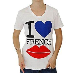 De Jean French Castelbajac shirt Charles Kiss T J'aime qTtx46w5f