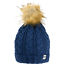 Navy Burgundy REDUCED Ladies Bob Caps Cable Knit Hat Jack Pyke Grey Off White