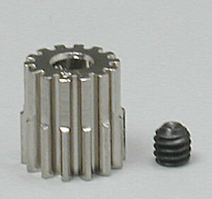 RRP 1017 Nickel Plated Steel Pinion Gear 17T//Tooth 48P//Pitch Robinson Racing