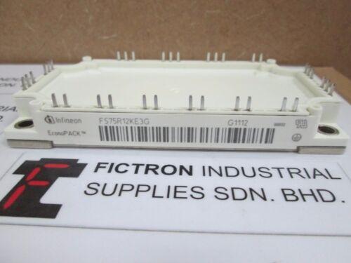 INFINEON MODULE NEW 1PCS FS75R12KE3G EUPEC