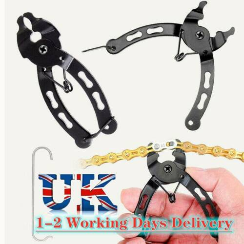 Bicycle Mini Chain Pliers Quick Link Clamp MTB Bike Magic Buckle Removal Tool UK