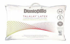 Dunlopillo 2 Pack-Talalay Latex Luxurious Medium Profile & Soft Feel RRP $259.90