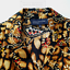 Jones-New-York-Womens-Size-Large-Front-Tie-Long-Sleeve-Button-Down-Shirt-2062 thumbnail 4