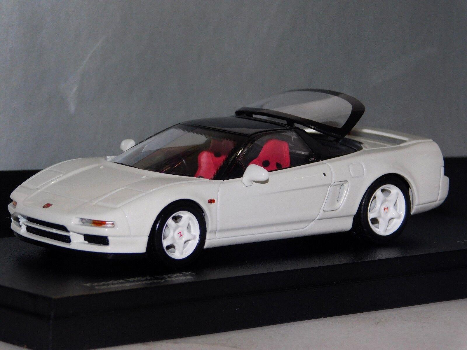HONDA NSX  TYPE R CHAMPIONSHIP blanc OPENING REAR WINDOW KYOSHO 03322W 1 43  au prix le plus bas