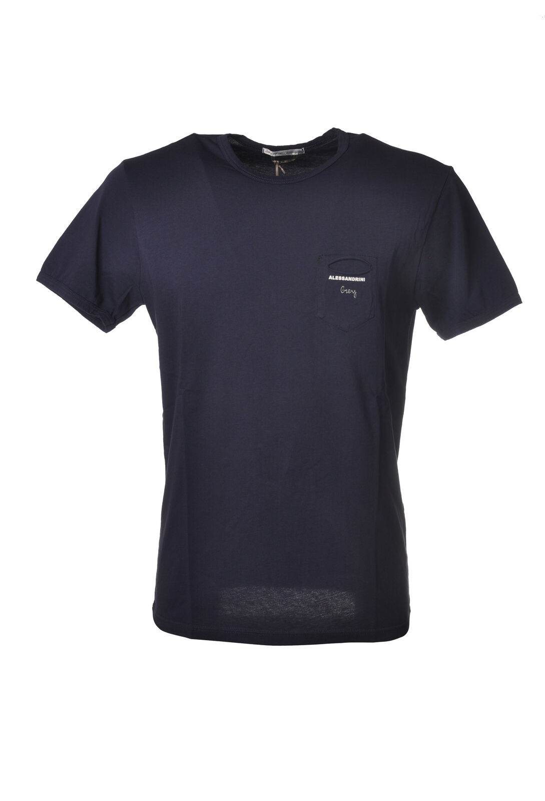 Daniele Alessandrini - Topwear-T-hemds - Man - Blau - 6445023I191459