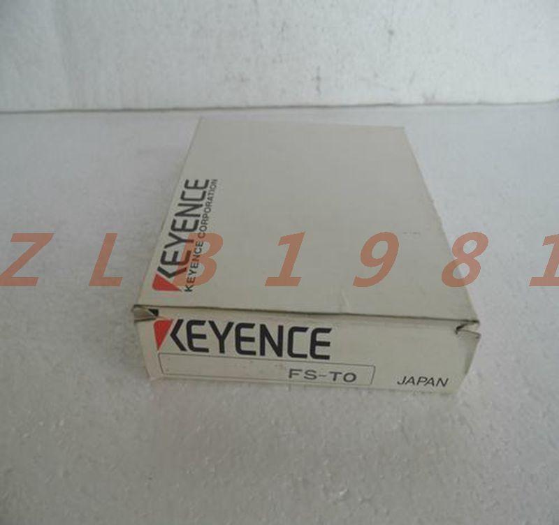 ONE NEW- KEYENCE sensor FS-T0