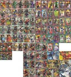 DRAGONBALL Z CARTE TRADING CARDS d-121 ho un DRAGONBALL.. holokarte