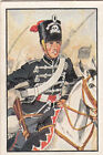 Prussia Hussar Regiment 1866 Deutsches Heer Germany Uniform IMAGE CARD 30s