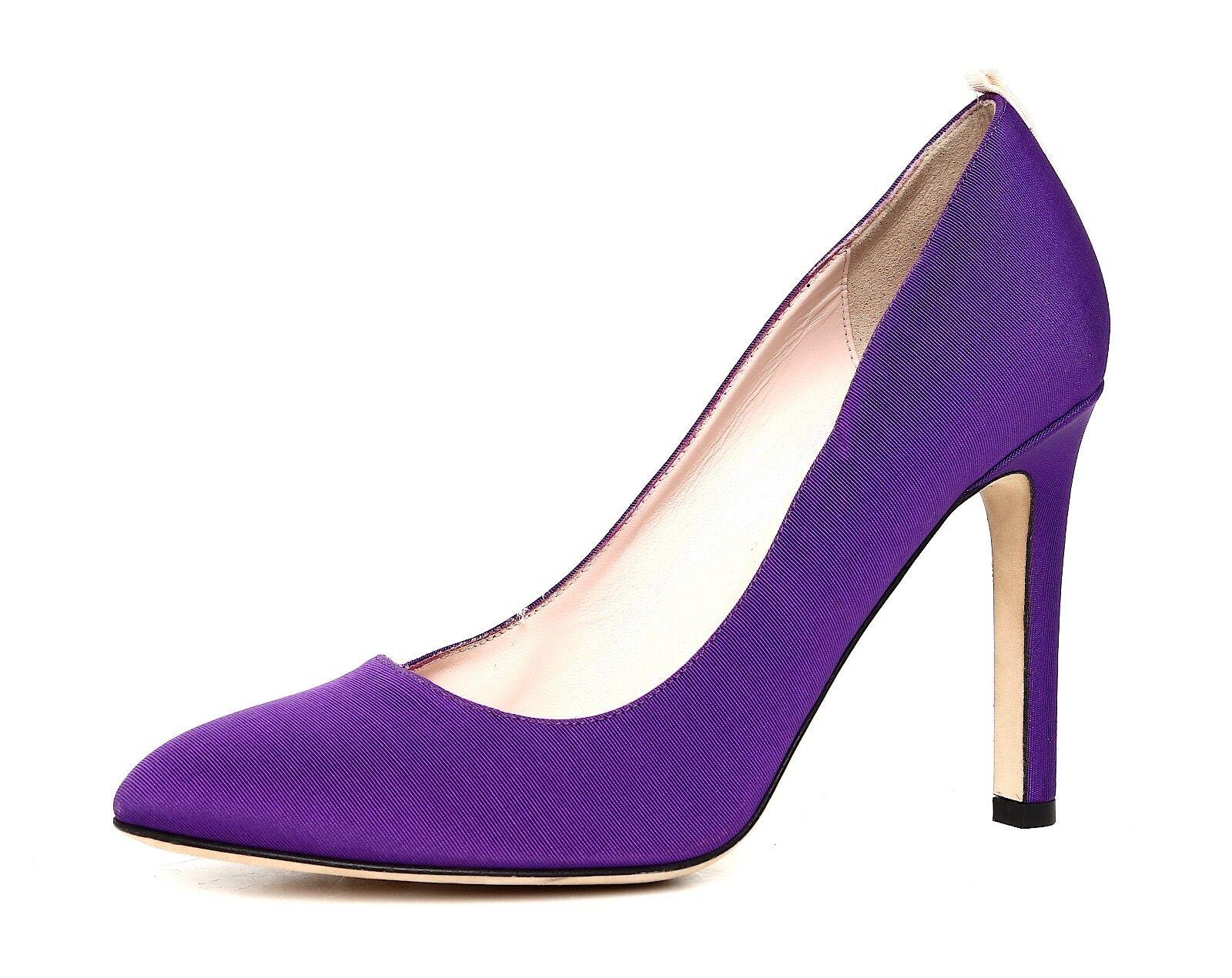 Sarah Jessica Parker Lady Pump Purple Donna Sz 37.5 EUR 1625