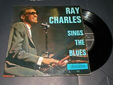 45 tours RAY CHARLES sings the blues VISADISC 245