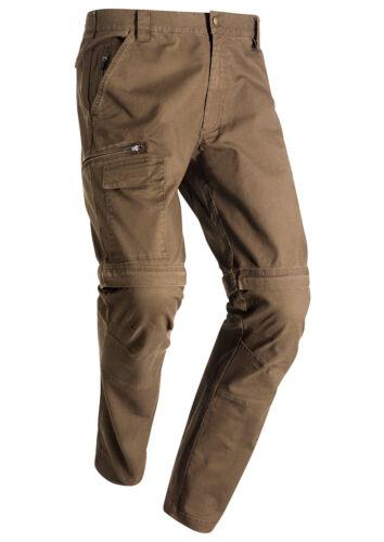 Hose Chevalier Shorts Devon Zipp-off Pant