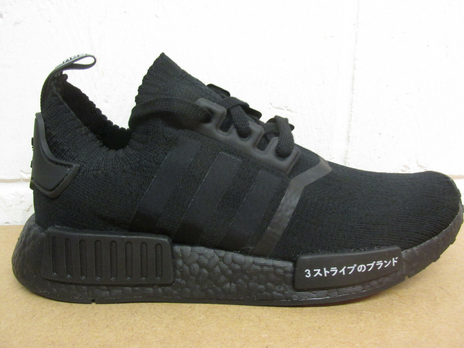 Adidas Originals NMD_R1 PK Running Trainers BZ0220 Sneakers Shoes Prime Knit Wild casual shoes