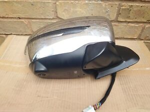 Nissan Navara 2015 - 2020 Driver Side Electric Wing Mirror With Camera