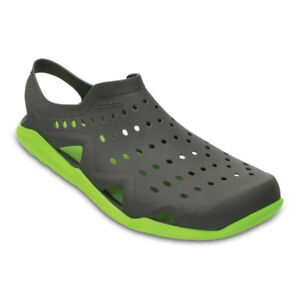 f0757fefd6cdf Crocs Swiftwater Wave Shoe Men Mens Clogs Shoes Slides Sandals Volt ...