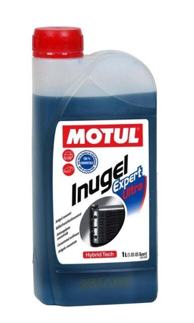 MOTUL Inugel Experto Ultra Anticongelante Concentrado 1Liter Botella