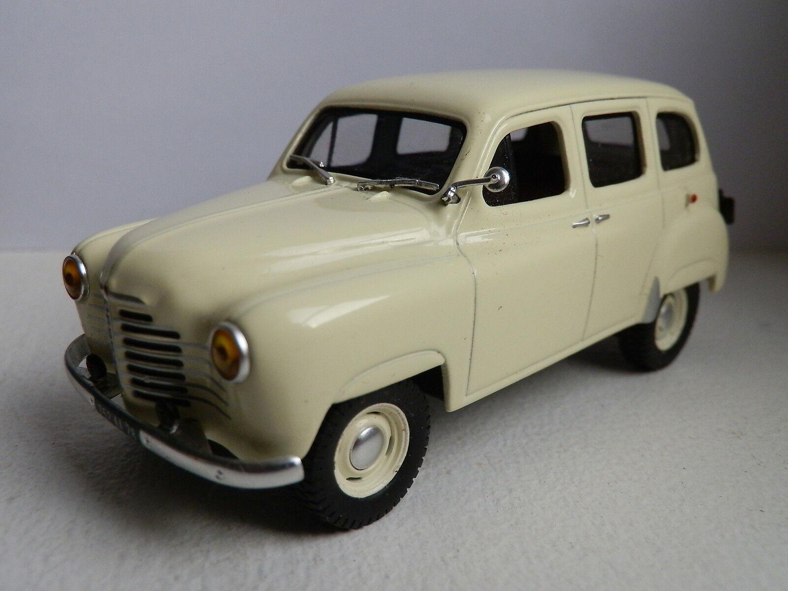 Renault colorale Prairie - 1952  Edition Altaya 1 43eme