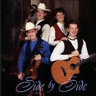 Side by Side by Booher Brothers/Meriwyn Booher Thompson (CD, 2007, Patriot)