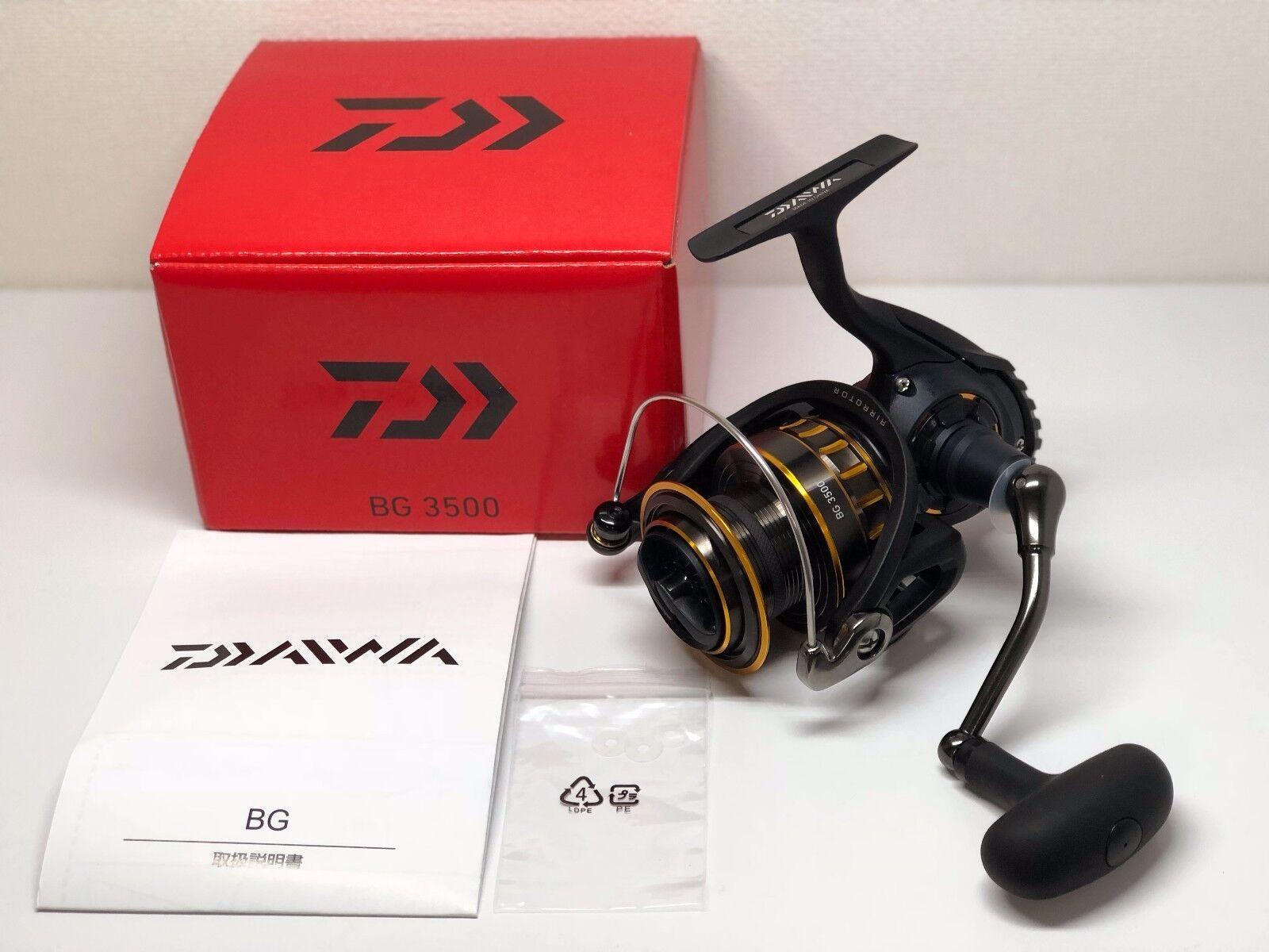 DAIWA 16 BG 3500    Free Shipping from Japan