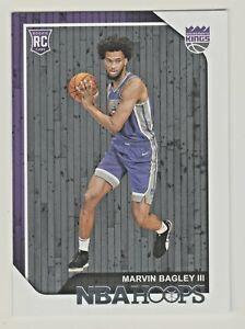 2018-19-Panini-Hoops-258-MARVIN-BAGLEY-III-RC-Rookie-KINGS-QTY-AVAILABLE